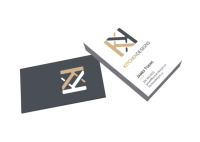 Kitchen Designs Business Cards